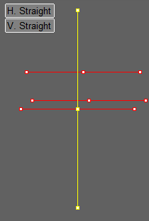 Trendline Straights Horizontal Vertical Indicator